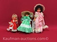 3 Furga Dolls