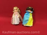 2 Fairy Tale Dolls