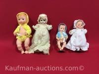 2 1964, 1974 Vogue, Eegee Dolls