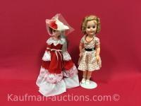 Shirley Temple & Uneeda Dolls