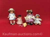 Berenguer, 1981 Margaret O'Brien Rothschild, 1972 horsman & other Dolls