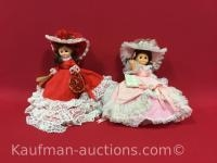 2 Gambina Dolls