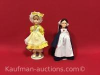 1981 & 1983 Effanbee Dolls