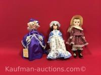 1978 & 2 1983 Effanbee Dolls