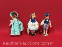 1975 Jack & Jill Effanbee & 1 other Dolls