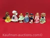 """7 misc Dolls/ 8"""""""