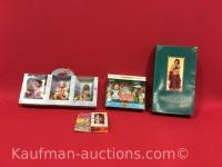 Spain, Kenya, the netherlands, kelly & Tommy & Victorian elegance Barbie dolls