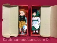 2 Goebel musical dolls