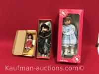 Kais porcelain, Brinn's porcelain & Engel Buppe dolls