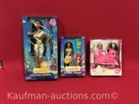Pocahontas dolls & singing sophia grace & rosie dolls
