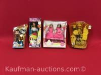 Bratz & misc dolls
