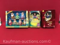 Snow White and the seven drawfs set