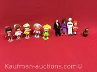 """Misc 5"""" dolls"""