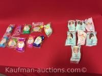 Barbie & Madame Alexander dolls / wedding & misc barbies