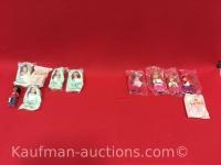 Misc Madame Alexander dolls/ includes little red riding hood, hannah pepper