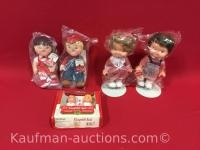 Campbell kids dolls/ includes 2 1988 special editon