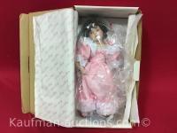 Maude humphrey first party porcelain doll