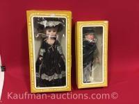 2 Effanbee dolls / Daphine
