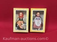 2 Effanbee dolls / Poor Cinderella and Heidi