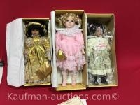 3 Seymour Mann dolls / Alicia, Angel and other