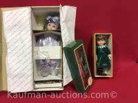 Hamilton Heritage & Irish Heritage porcelain dolls