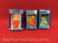 3 Vogue dolls/ Ginny