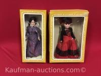 2 Effanbee Dolls/ ladies