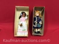 2 Effanbee Dolls/ Chipper & Renoir