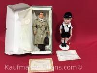 2 Effanbee dolls/ Humphrey Bogart & Patsy Boy