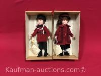 2 Effanbee Dolls/ Herald Square and Union Square