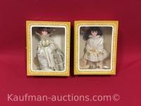 2 Effanbee Dolls/ includes Queen Elizabeth