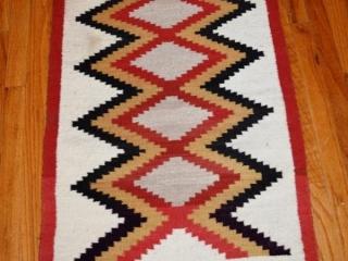 Navajo Weaver by Verlene Sanbrero
