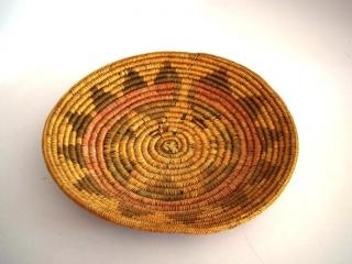 Unusual Native American dye chart