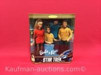 Barbie & Ken Star Trek Doll Set