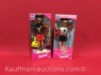 Special Edition Walt Disney Barbie Dolls