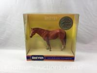 Secretariat- famous race horse