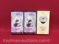 Sentimental Valentine & Holiday Traditions Hallmark Barbie Dolls