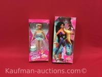 Bubble Angel & Ocean Friends Barbie Dolls