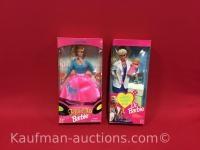 Dr Barbie & Fifties Fun Barbie Dolls
