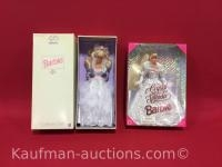 Crystal Splendor & Barbie special Limited Edition Barbie Dolls