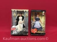 Erica Kane & Lucy Ricardo Barbie Dolls