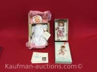 Little Huggums & Fly Me To The Moon Madame Alexander Dolls