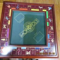 1981 Franklin Mint Monopoly Collector Edition
