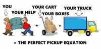 You are required to bring your own manpower & any�moving/disassembly equipment necessary to retrie...