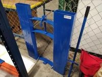 Drum Lift Attachment for Forklift
