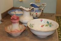 Pitcher and bowl assortments