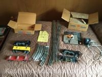 Misc Lionel Trains & Tracks
