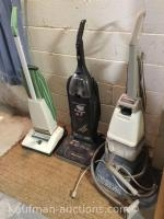 Hoover sweepers & Hoover steam vac