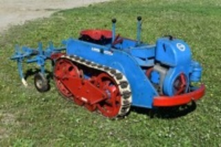 Ransomes Crawler MG5 w/cultivator