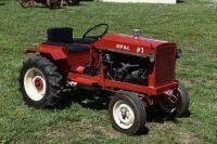 Opal #1 Garden Tractor